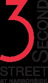 3 second street logo